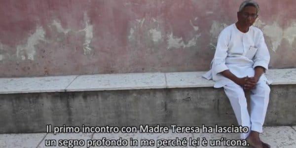 Primo incontro con Madre Teresa