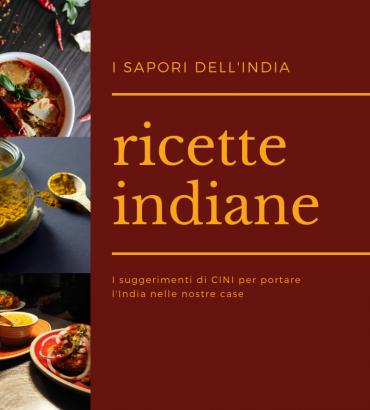 ricette indiane sapori dall'india suggerimenti culinari di cini