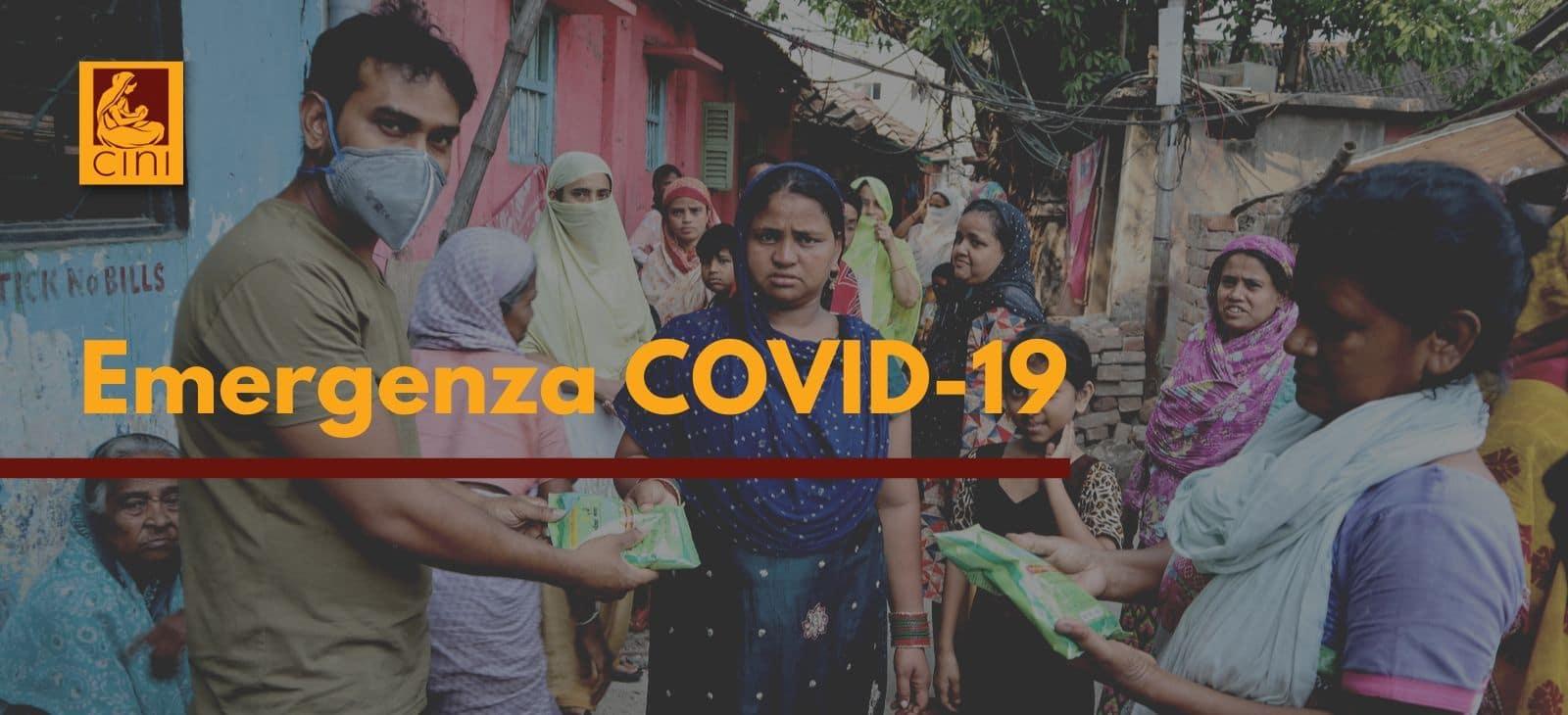 cini emergenza covid india