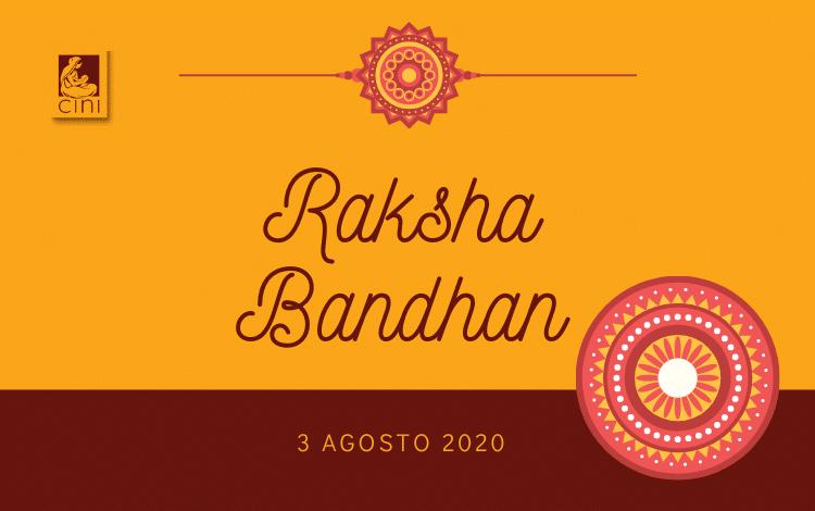 cini festa indiana Raksha Bandhan