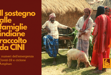 numeri sostegno italia traguardo india pandemia covid e ciclone amphan