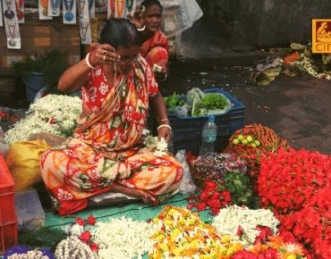 diario di viaggio in india le parole di elena CINI calcutta