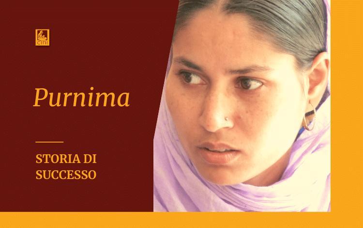 cini india storia di successo purnima matrimonio precoce