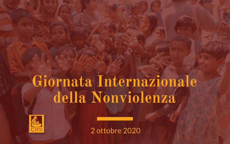 giornata internazionale della nonnviolenza blog cini india