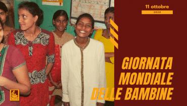 cini giornata internazionale delle bambine india
