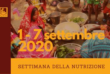 settimana della nutrizione in india cini