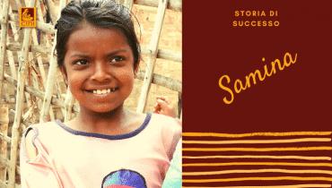 storia di successo istruzione cini samina torna a scuola
