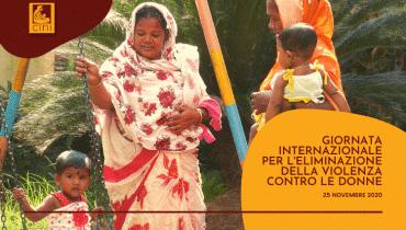 cini india giornata internazionale per l'eliminazione della violenza contro le donne