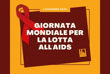 cini india giornata mondiale per la lotta all'aids solidarietà