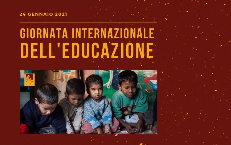 cini giornata internazionale educazione istruzione
