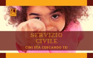 CINI Servizio Civile Universale 2021 2022