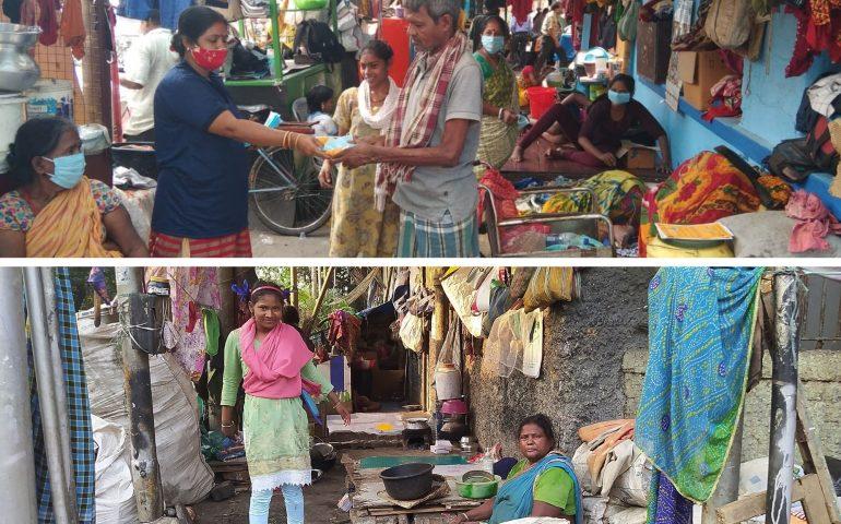 Sensibilizzare COVID-19 India