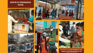 aggiornamenti emergenza covid-19 india cini