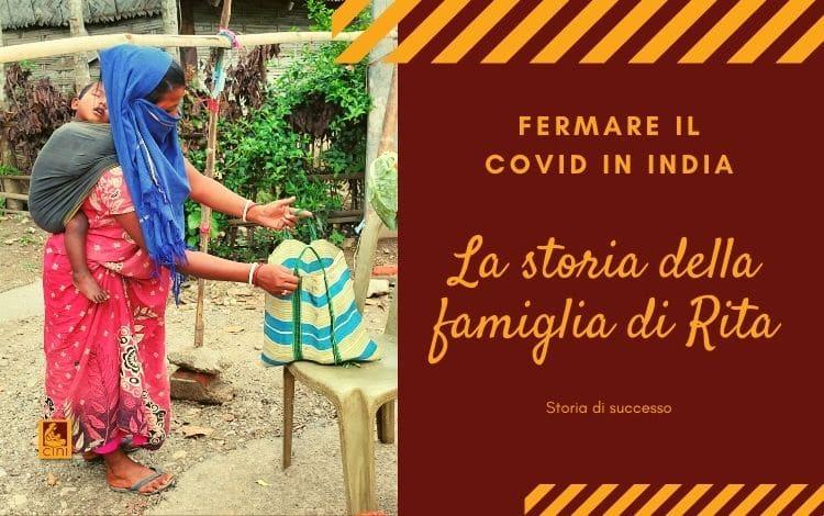 cini italia cini india storia di successo fermare il covid la famiglia di rita