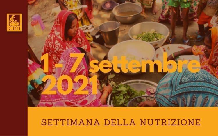 settimana della nutrizione india