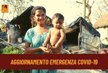 Emergenza COVID India aiuto
