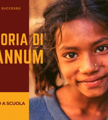 Strada scuola India Tarannum